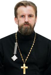 Протоиерей Федор КРИВОНОС