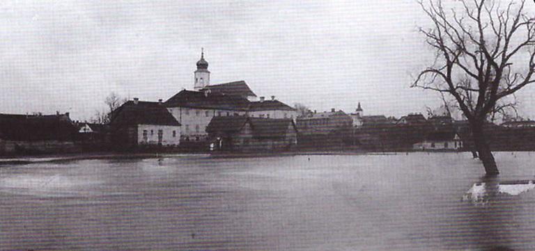 Свято-Троицкий храм в 1931 г.