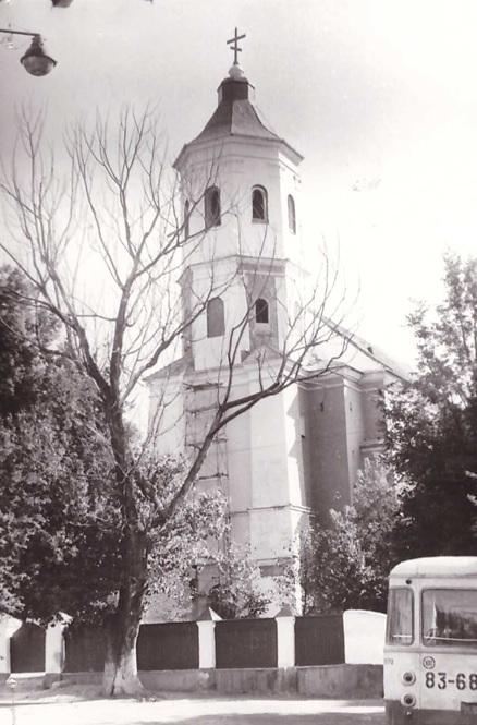 Свято-Троицкий храм. 1970-е гг.
