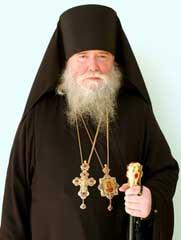 Председатель ВВЦУ РПЦЗ епископ Одесский и Таврический Агафангел (Пашковский)