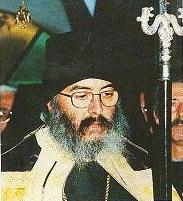 Игумен Мефодий, настоятель Эсфигмену (с 1999 г.)