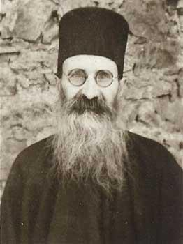 Иеромонах Арсений (Коттеа)