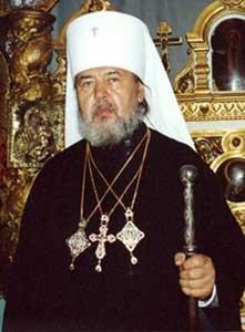 «Митрополит Суздальский и Владимирский» Валентин (Русанцов)