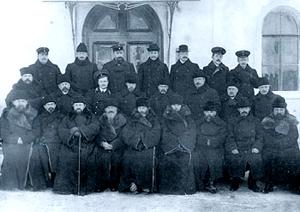 облик российского семинариста в начале ХХ в.