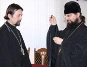 Состоялся визит протоиерея Максима Козлова в Минские духовные академию и семинарию.