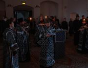 В Минских Духовных Школах совершены уставные богослужения Великого Четверга