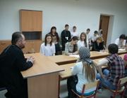 Представители Минских Духовных школ и института теологии  БГУ  приняли участие в I съезде православной молодежи Республики Саха