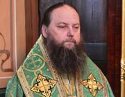 Служение ректора: Память преподобномученика Афанасия, игумена Брестского