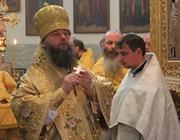 Служение ректора: День памяти святого апостола и евангелиста Иоанна Богослова