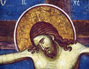 Jesus Christ's sufferings and death in the iconography of the East and the West