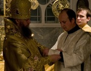 Служение ректора: День памяти Святителя Николая