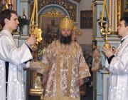 Служение ректора: Неделя 32-я по Пятидесятнице, по Рождестве Христовом