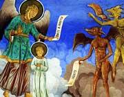 Смерть человека в святоотеческом предании: метафизический и духовно-нравственный аспекты