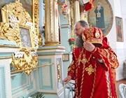 Архиепископ Новогрудский и Лидский Гурий молитвенно отметил 57-й день рождения.