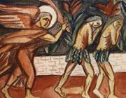 Учение свт. Николая Сербского о нравственном состоянии человека после грехопадения