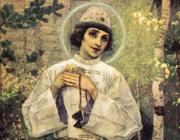 «Духовный реализм» и «духовный формализм» (Заметки с юбилейной выставки картин М.В. Нестерова)